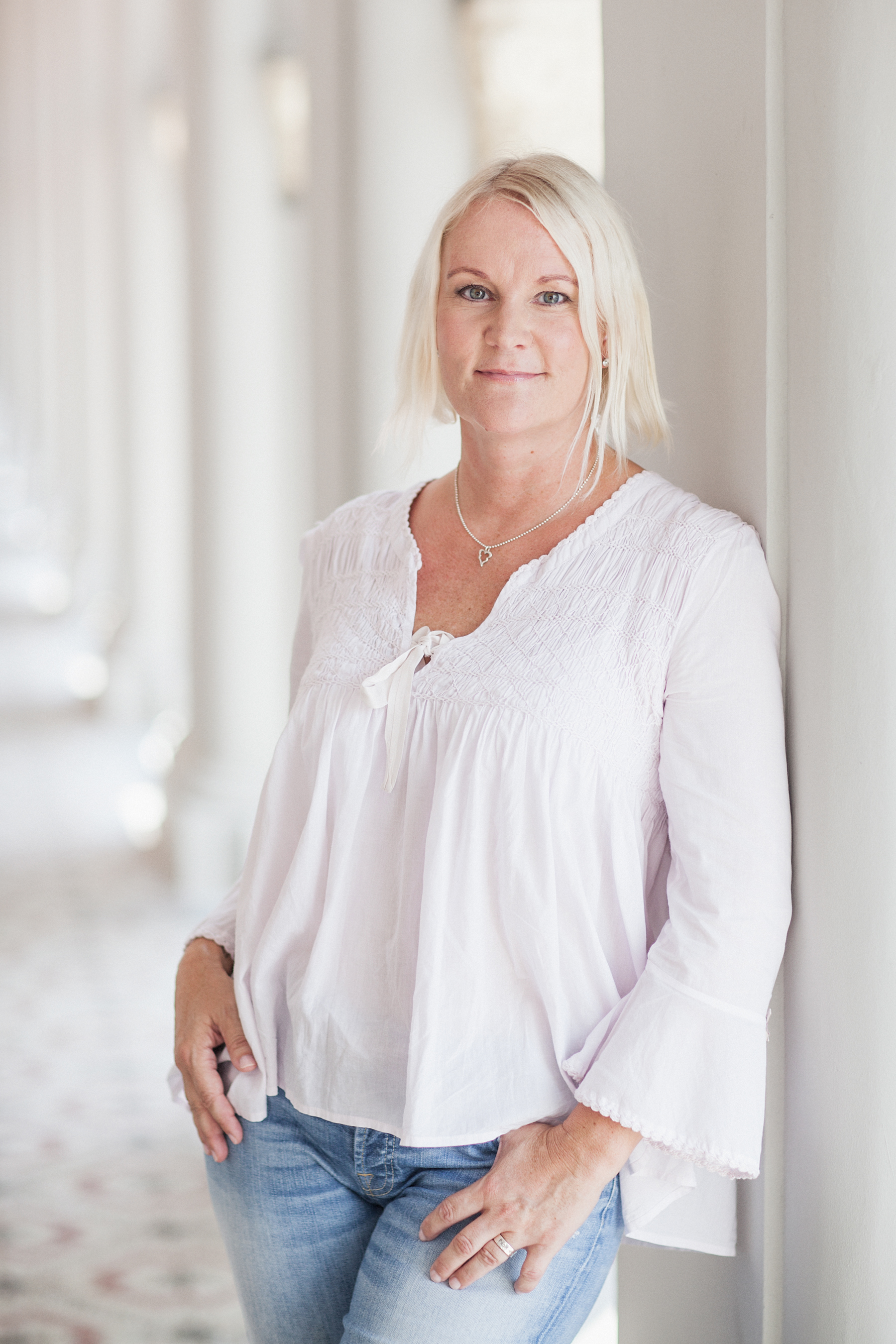 Business portrait of Gunilla