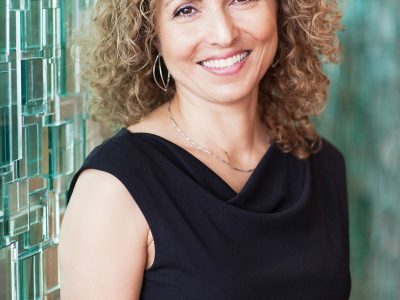 Dr. Anousheh Ansari for Women on a Mission Singapore