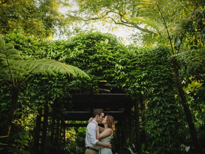 Hayley + Paul - Pre Wedding shoot, Singapore